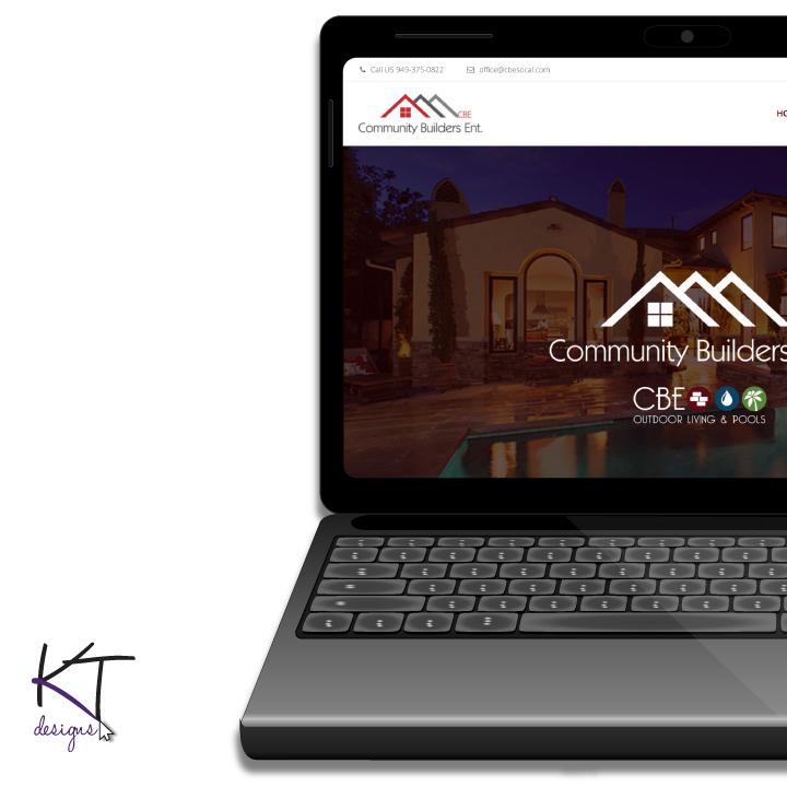 CBE Construction Website