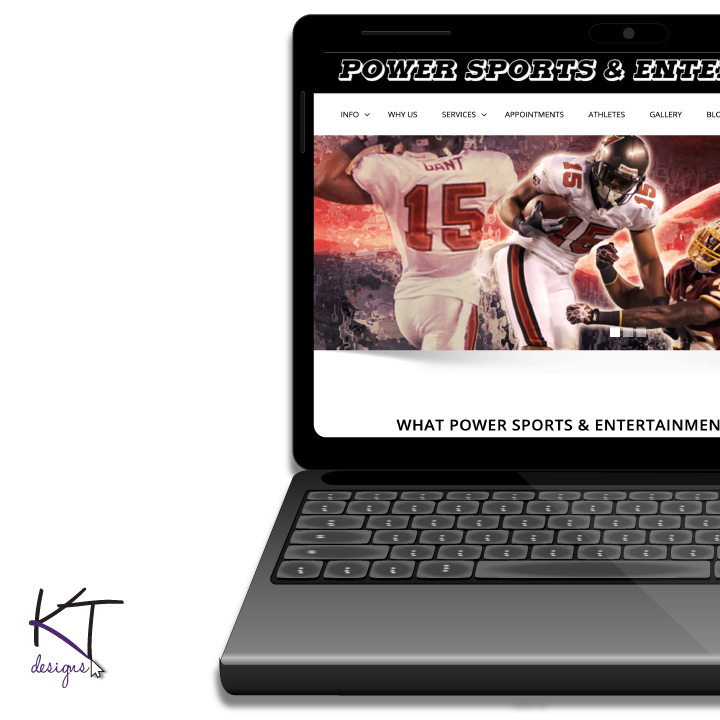 Barnes Sports Website